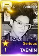 Serious Taemin