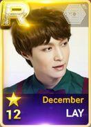 Lay R Card