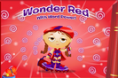 Wonder Red PBSKIDS Site