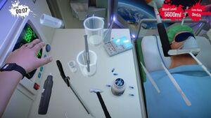 Teeth Left Space