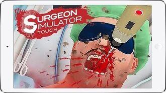 Surgeon Simulator TEETH TRANSPLANT