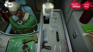 Brain Right Ambulance