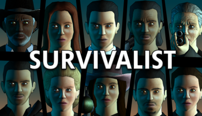 TheSurvivalistIndieGameCharacterMainScreen