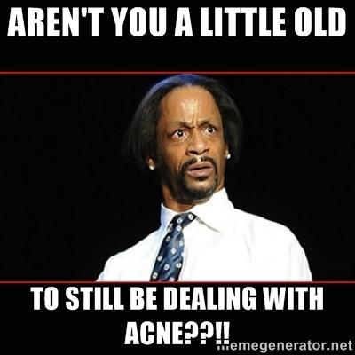 latest?cb=20160618114511 image acne jpg survivor malakal wiki fandom powered by wikia,Acne Meme