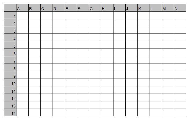 Image - Idol Guessing Grid.Jpg | Survivor Malakal Wiki | Fandom