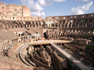 18-Roman Colosseum