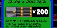 12 .Ga x 200