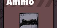 50 Cal Belt Ammo
