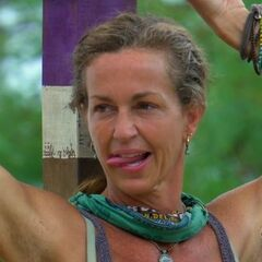Missy competing in final nine Immunity Challenge, <i><a href=