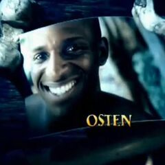 Osten's photo in the opening.