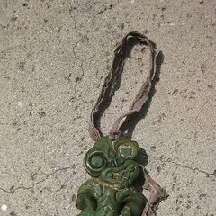 <i>Survivor: Heroes vs. Villains</i> Hidden Immunity Idol.