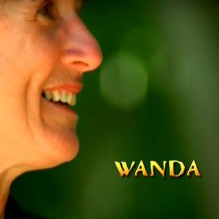 Wanda's motion shot in the opening.