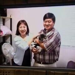 Shii Ann's parents