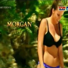 Morgan's second motion shot in the opening.