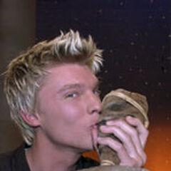 The winner, Mattias