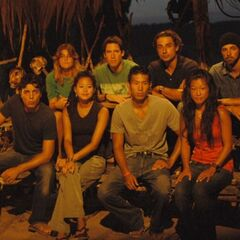 <i>Survivor: Fiji</i> Jury without Yau-Man.