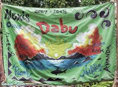 S16 Dabu Flag