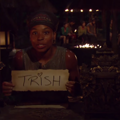 Tasha casting her last vote against <a href=