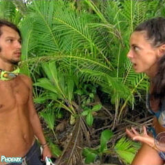 Jason gives the fake Hidden Immunity Idol to <a href=