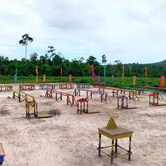 The challenge in <i>Cambodia</i>.