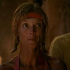 Ruth Marie at Tribal Council