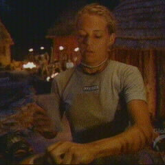 Lindsey's last Tribal Council.