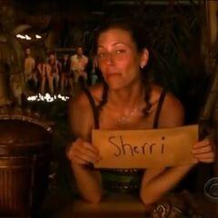 Corinne's last vote, against Sherri.
