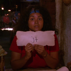 Sandra votes against J.T..