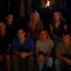 <i>Survivor: The Amazon</i> Jury.