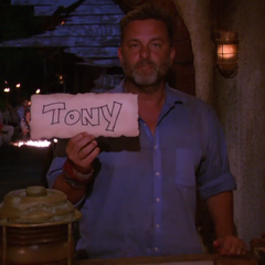 Jeff votes against Tony.
