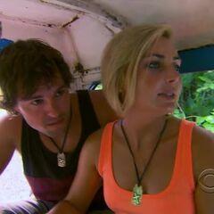 Kat with Hayden.