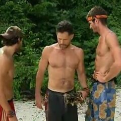 Austin and Nick convinces Terry to vote out Dan