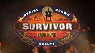 Survivor Kaôh Rōng Prediction