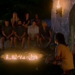 <i>Survivor: Pearl Islands</i> Jury.