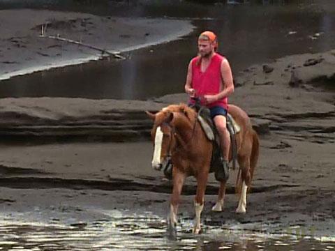 File:Chris on a horse.jpg