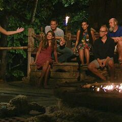 <i>Survivor: Worlds Apart</i> Jury.