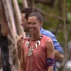 Tammy wins Immunity.
