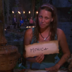 Kimmi casting her first vote against <a href=