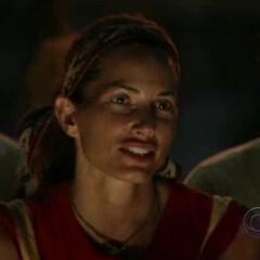 Danni at Xhakúm's Tribal Council.