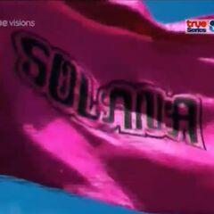 Solana's intro shot.