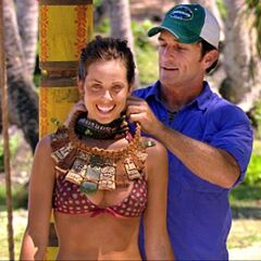 Danielle wins immunity, <a href=