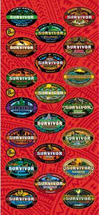 Survivor 10th Anniv Buff Red 29865