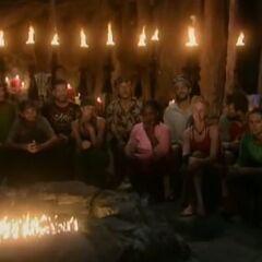 Gitanos' first Tribal Council.