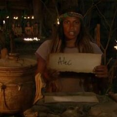 Natalie votes against Alec.