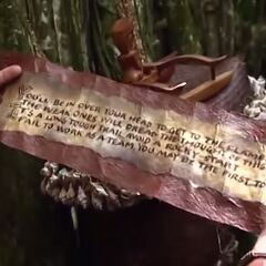 Tree Mail.