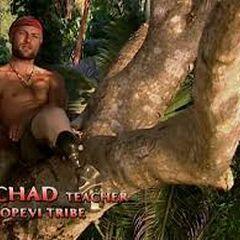 Chad making a <a href=