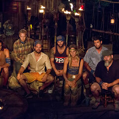 Escameca at their second Tribal Council.