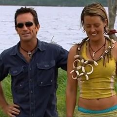 Ami won her second individual Immunity Challenge.