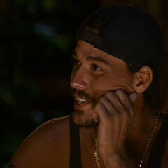 Boston Rob at Final Tribal Council