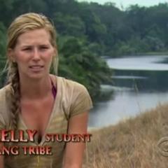 Kelly making a <a href=